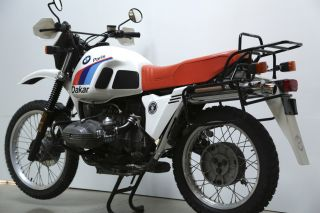 1981 Bmw R80gs photo