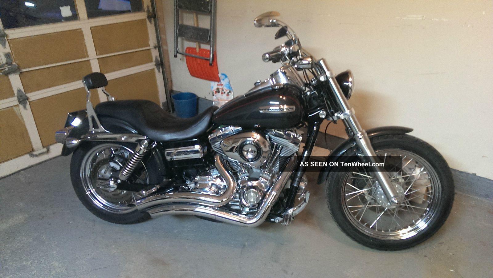 2008 Harley Davidson Dyna Glide Custom: 2008 Harley Davidson Dyna Glide Custom