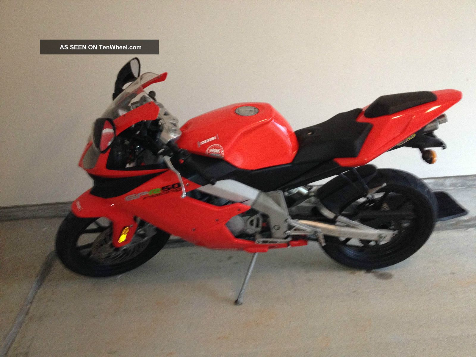 2005 Derbi Gpr 50cc Other Makes photo