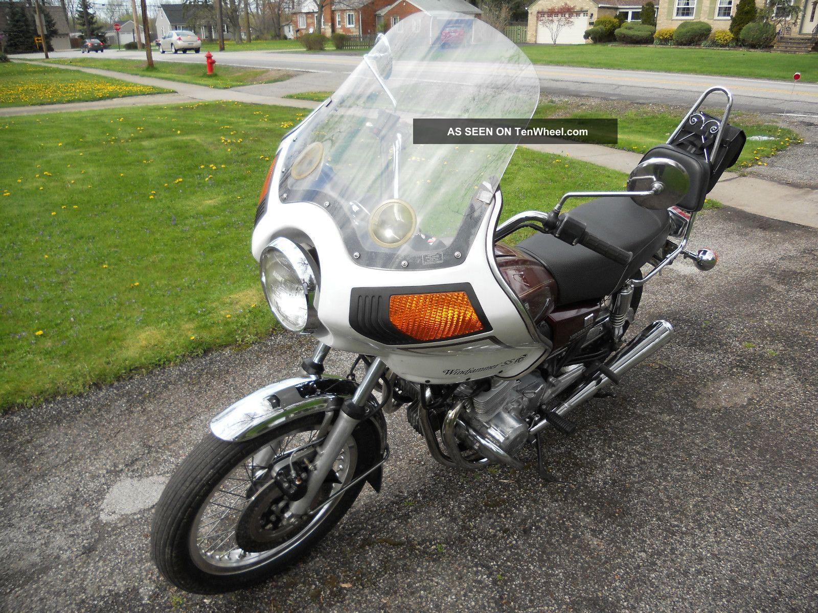 1977 Honda Cb750a Hondamatic, Automatic Transmission