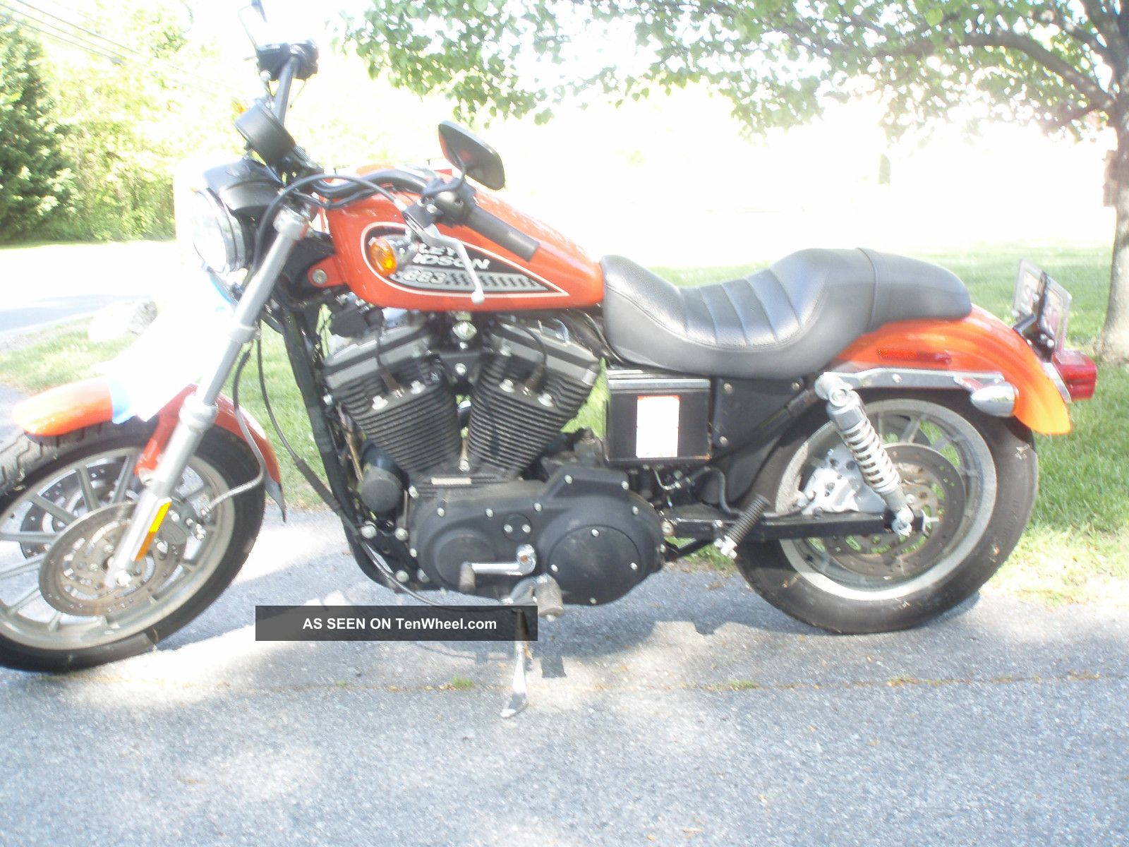 2002 Harley Sportster Other photo
