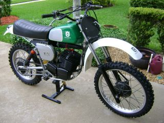 1978 Wr 360 Husqvarna - Husky - Ahrma - Isdt photo