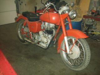 1956 Indian Enfield photo