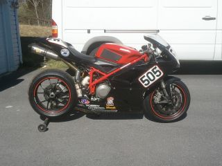2008 Ducati 848 Race Bike photo