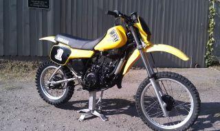 Yamaha Yz 80 1982.  Rm 80.  Cr 80.  Kx80.  Ahrma photo