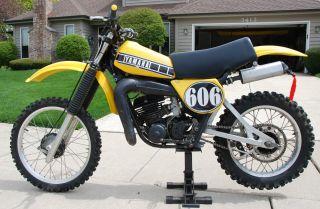 1978 Yamaha Yz250 Vintage Bike photo