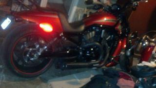 2012 Harley Davidson Night Rod Special photo