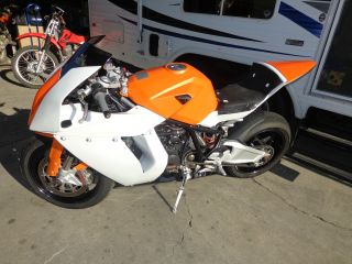 2010 Ktm Rc8 Sports Bike 1148cc Rc 8 Very Fast photo