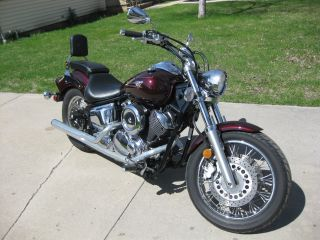 2007 Yamaha V Star 1100 Custom photo