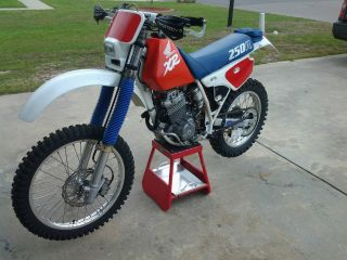 1987 Honda Xr250r (280 Big Bore) photo