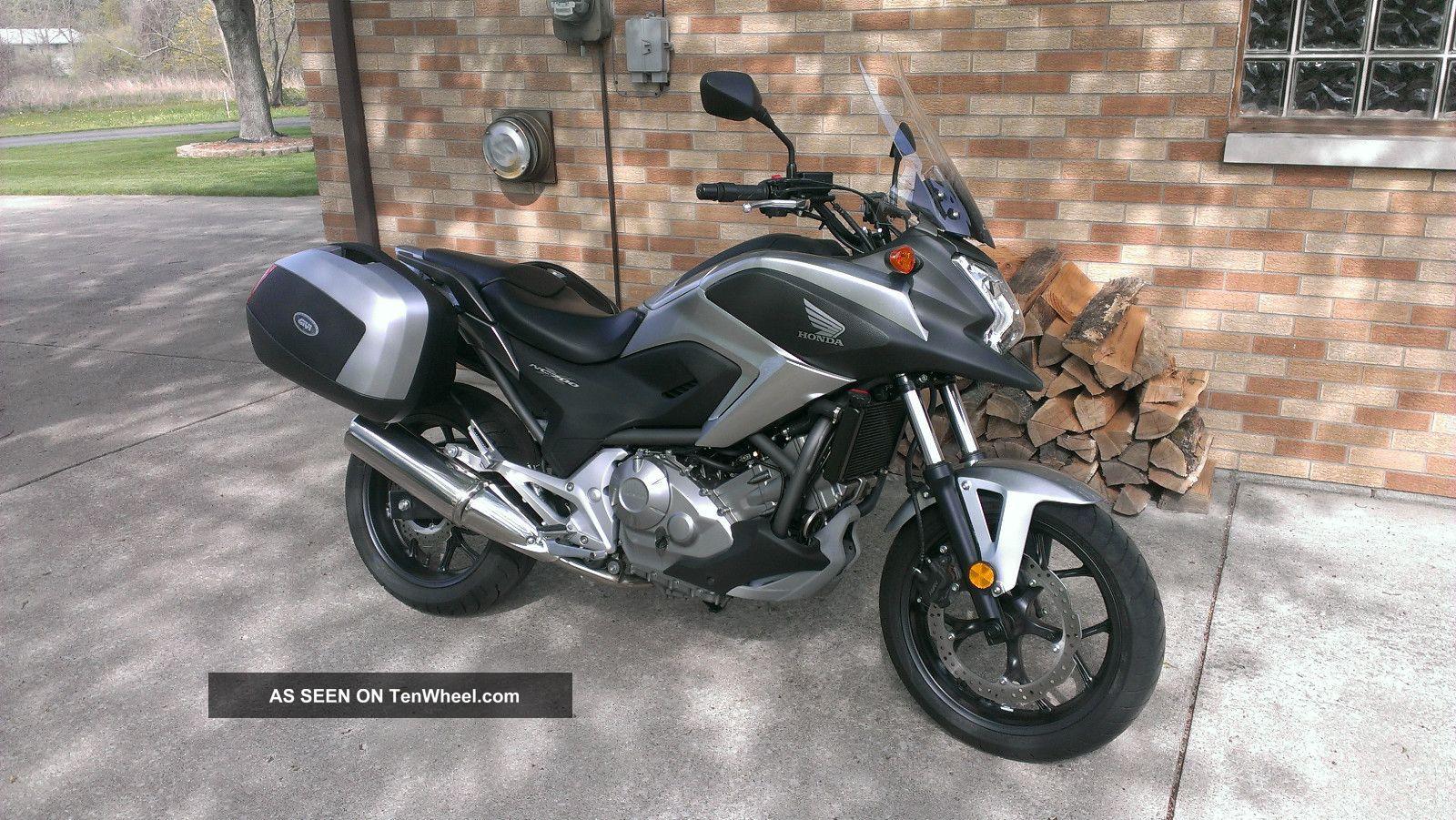 2012 honda nc700x motorcycle. Black Bedroom Furniture Sets. Home Design Ideas