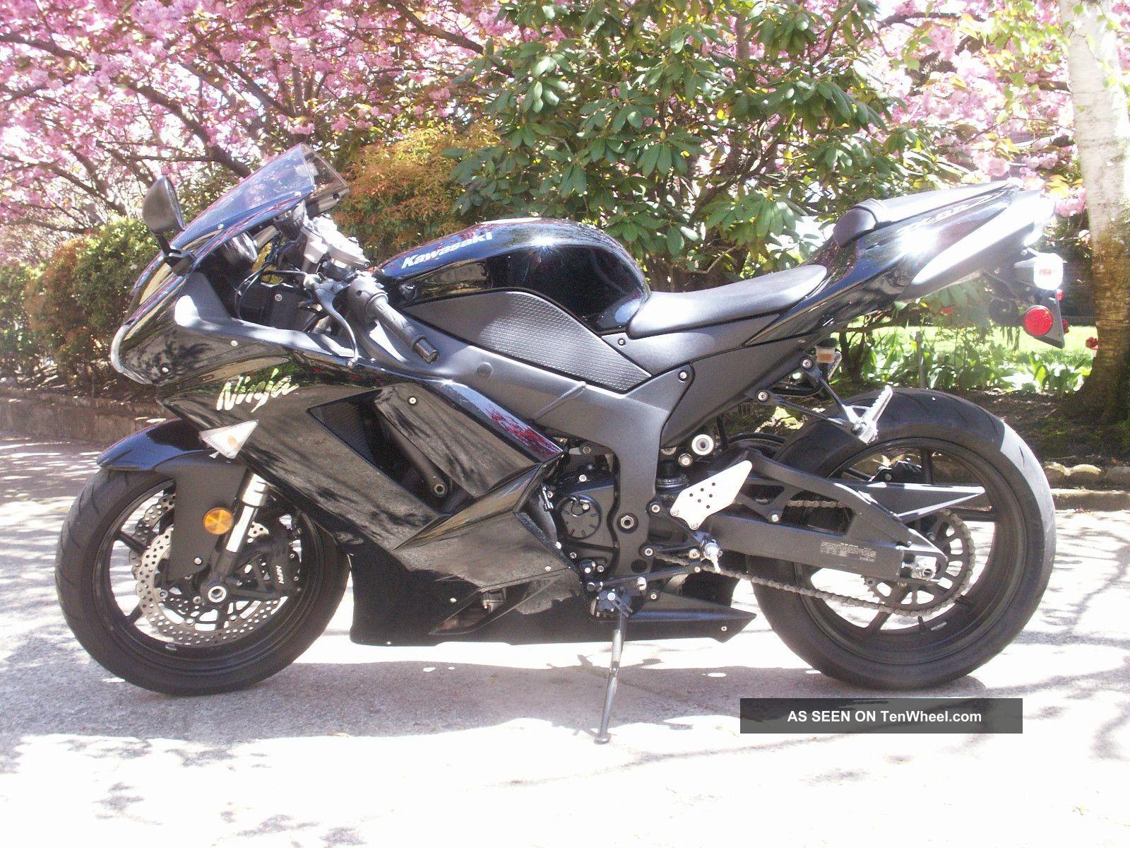 2007 Kawasaki Ninja Zx - 6r Ninja photo