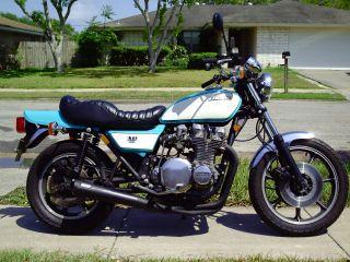 1978 Kawasaki Kz1000 Ltd - Awesome, ,  Ready To Ride photo