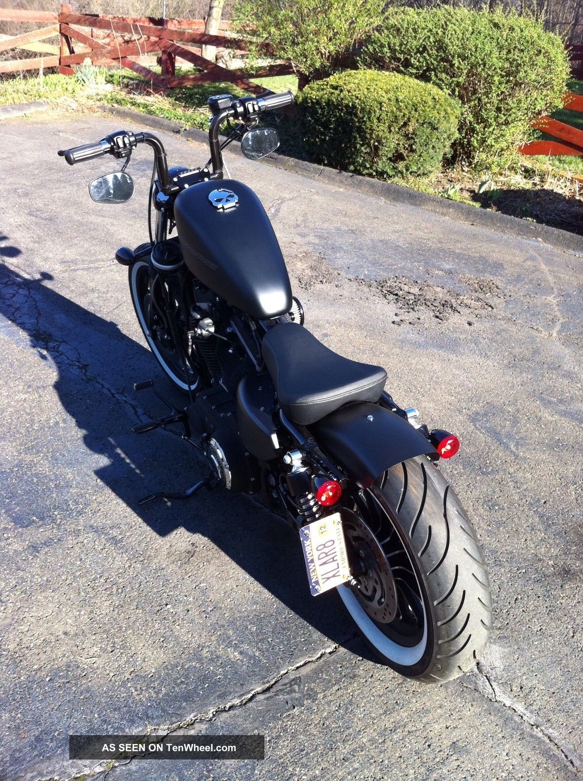 2009 Iron 883 Harley Davidson Sportster