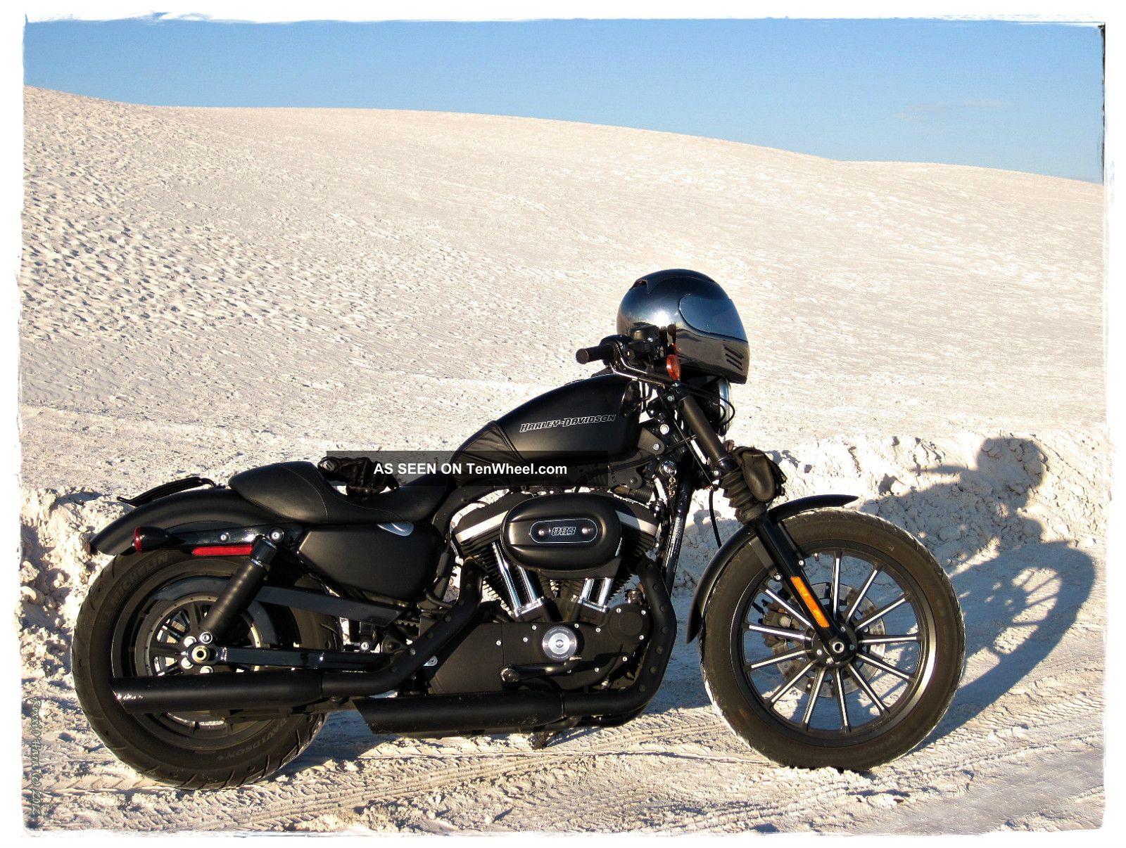 2011 Harley Davidson Sportster 883 Iron Murdered