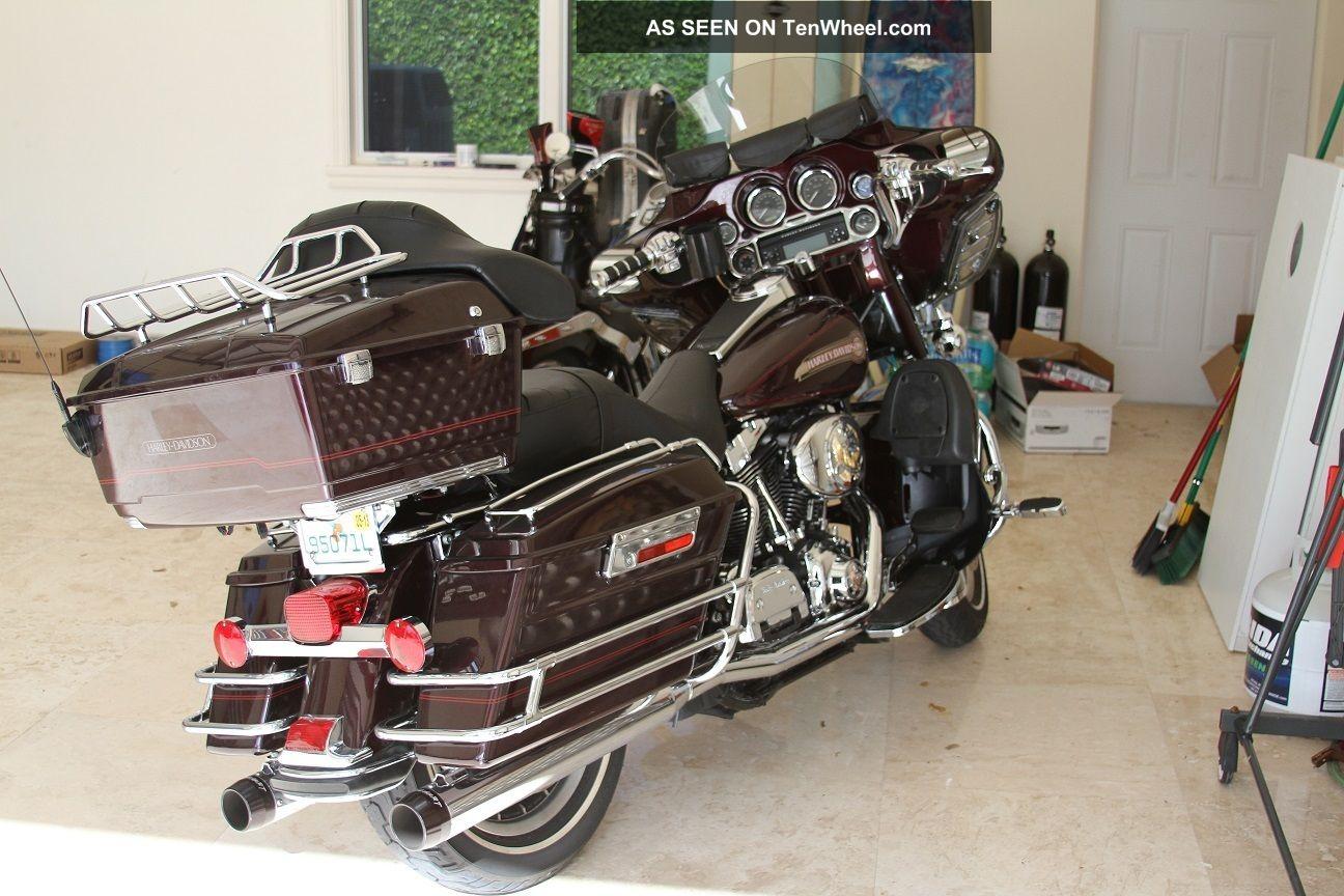 2006 Harley Davidson Electraglide Classic Touring photo