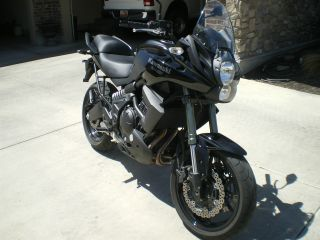 2012 Kawasaki Versys 650 photo