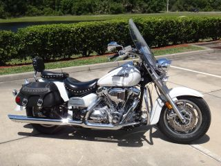 2006 Yamaha Road Star Silverado 1700 Bike photo