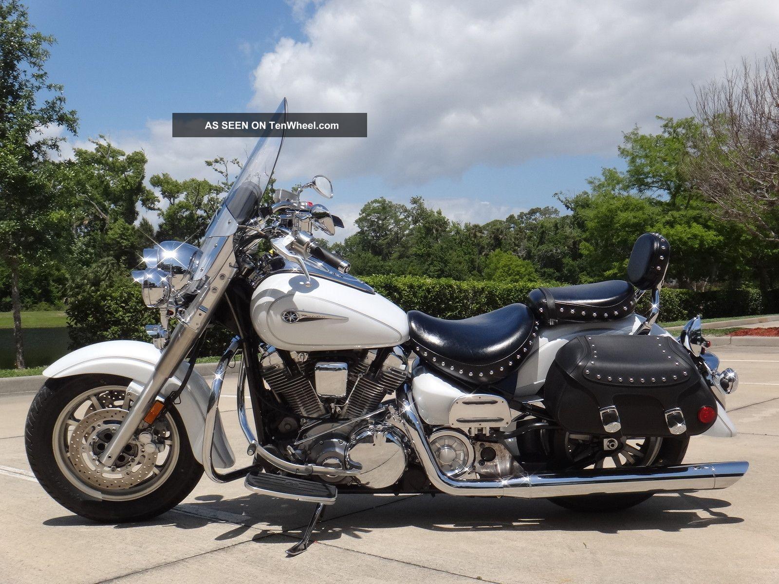 Yamaha Road Star Silverado Specs