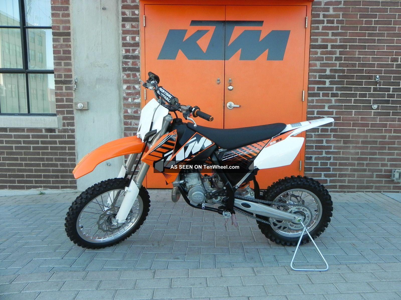 2012 Ktm 85sx - Never Prepped - Never Titled - Big SX photo