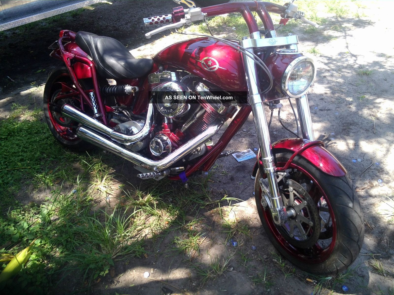 1998 Harley Davidson Confederate American Gt Other photo