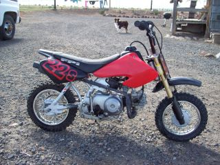 2003 Honda Xr 50 photo