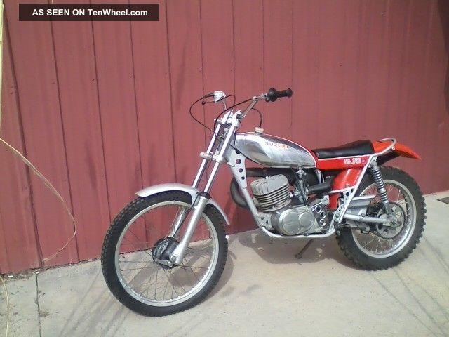 1974 Suzuki Rl 250 Trials Bike,  Everything From Factory, Other photo