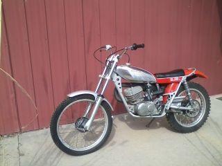 1974 Suzuki Rl 250 Trials Bike,  Everything From Factory, photo