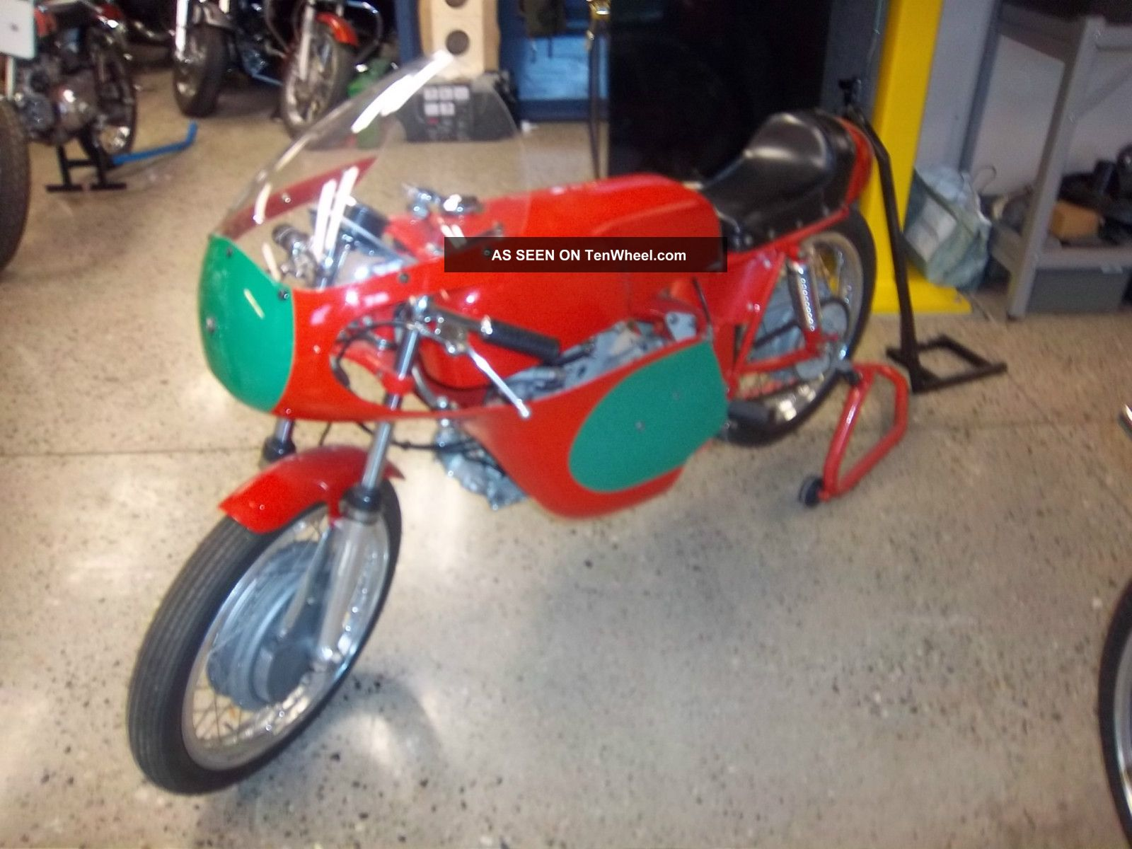 1967 Harley Davidson Crtt (sprint) Vintage Road - Racer Other photo