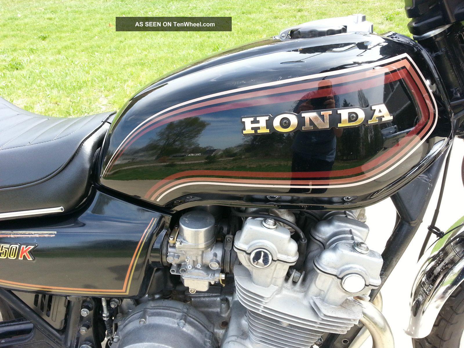 1980 honda cb750k cb750 cb runs and drives good tires looks rh tenwheel com 1980 honda cb750 specifications 1980 honda cb750 weight
