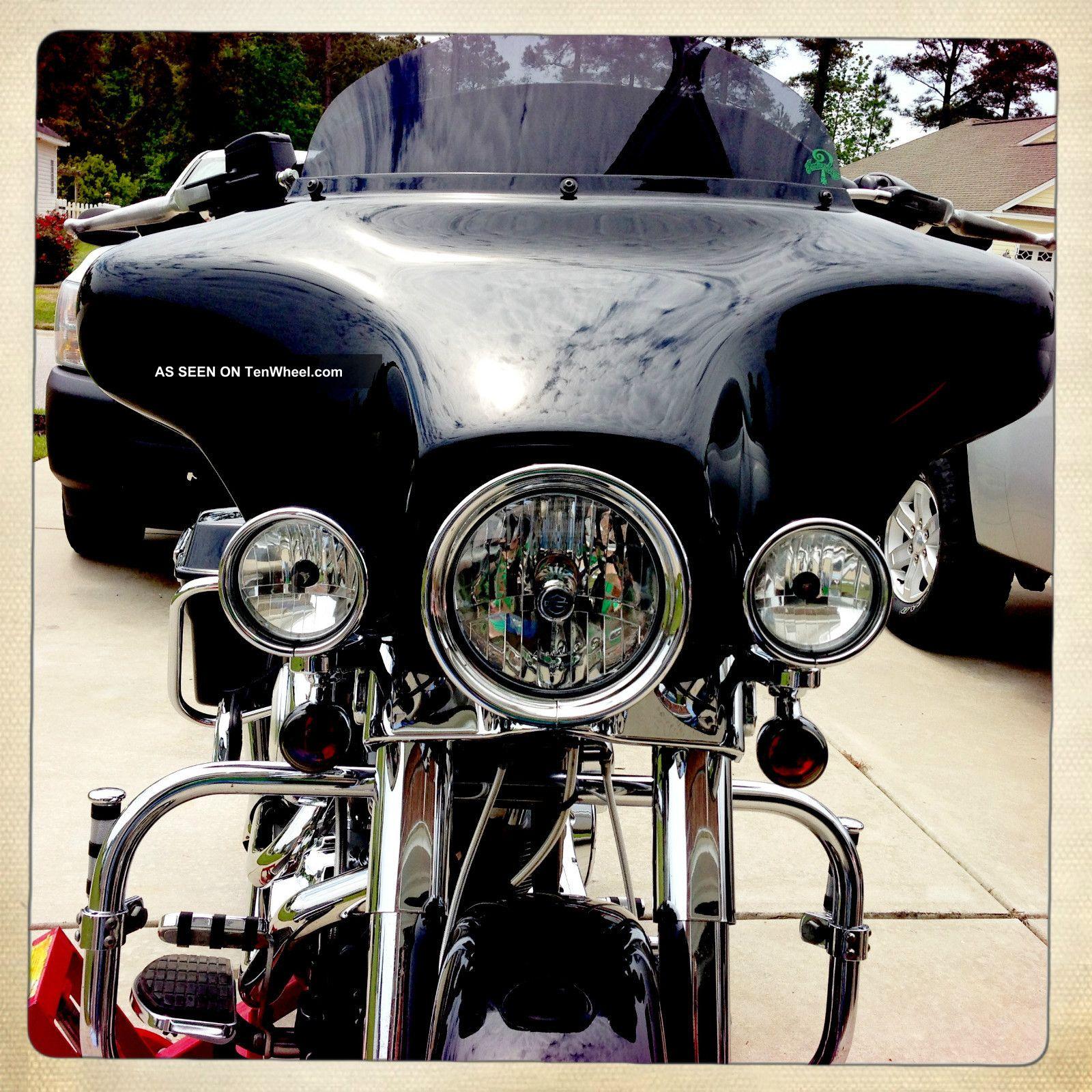 2001 Harley Davidson Flht Screamin Eagle Electra Glide Touring photo