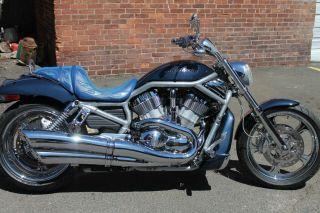 Harley Davidson V - Rod,  2007 Vrsc,  Less Then 600 Mile,  Flawless photo