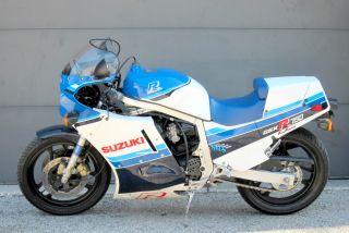 1986 Suzuki Gsx - R 750 Gixxer In Condition photo