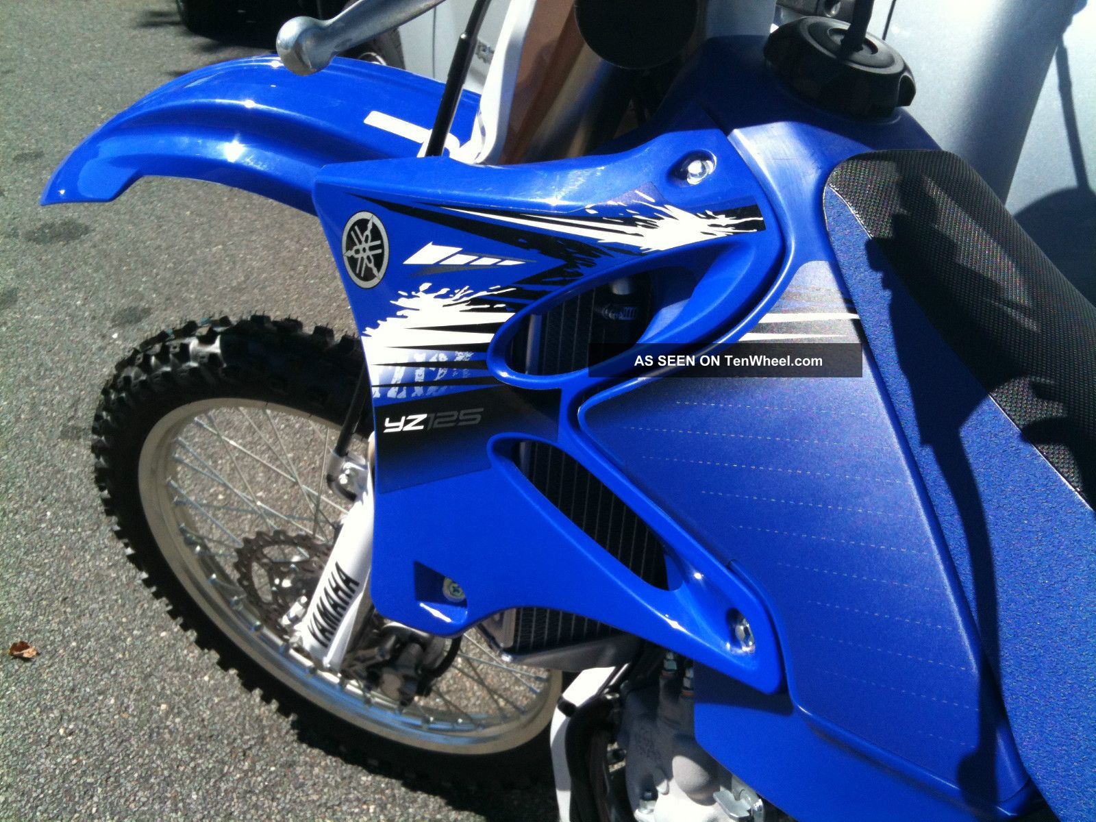 2012 Yamaha Yz125 / From My Dirt Bike Collection YZ photo