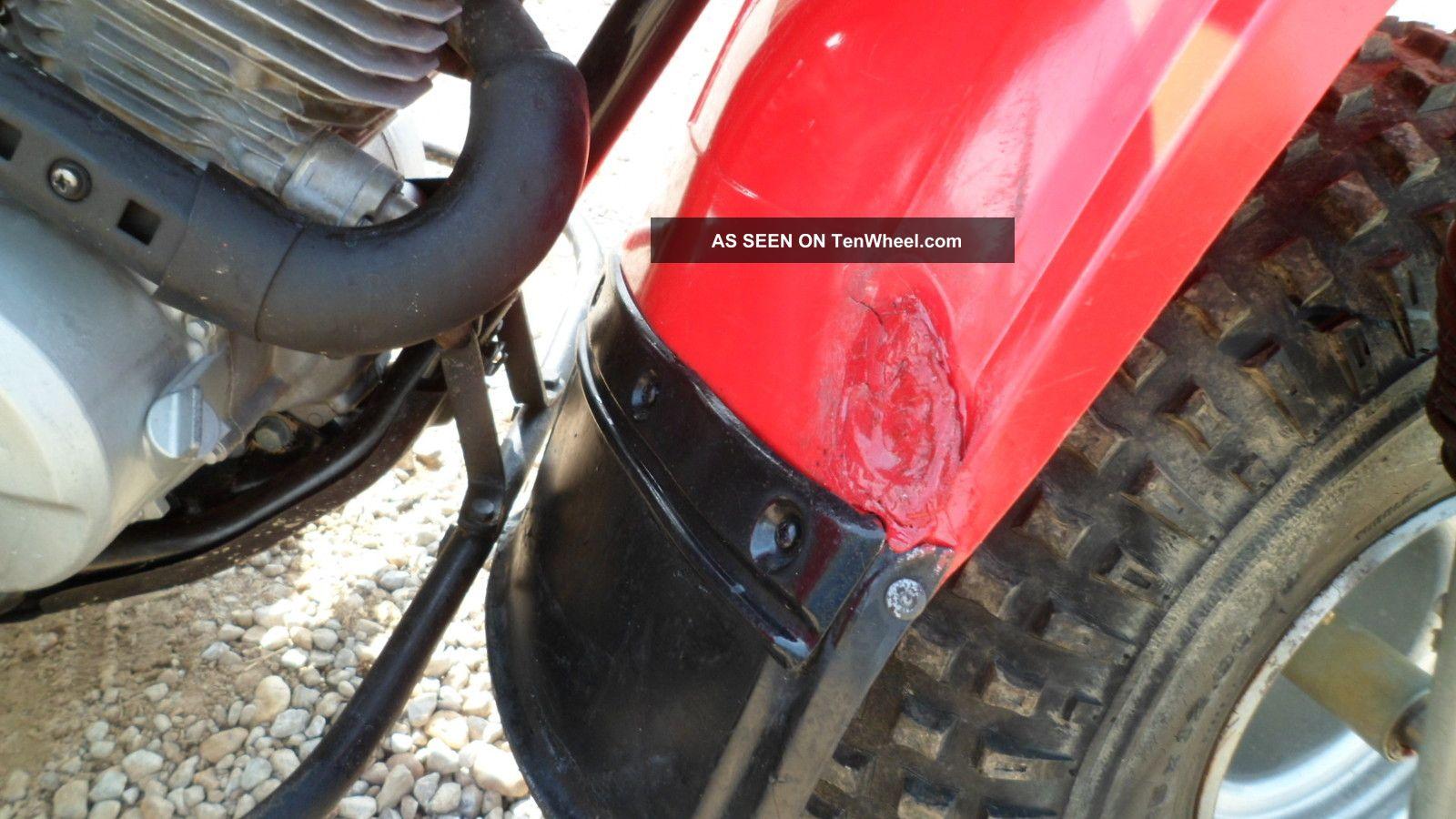 similiar honda big red horsepower keywords 1986 honda big red 250es honda photo 11