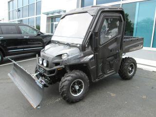 2012 Polaris Ranger Limited photo
