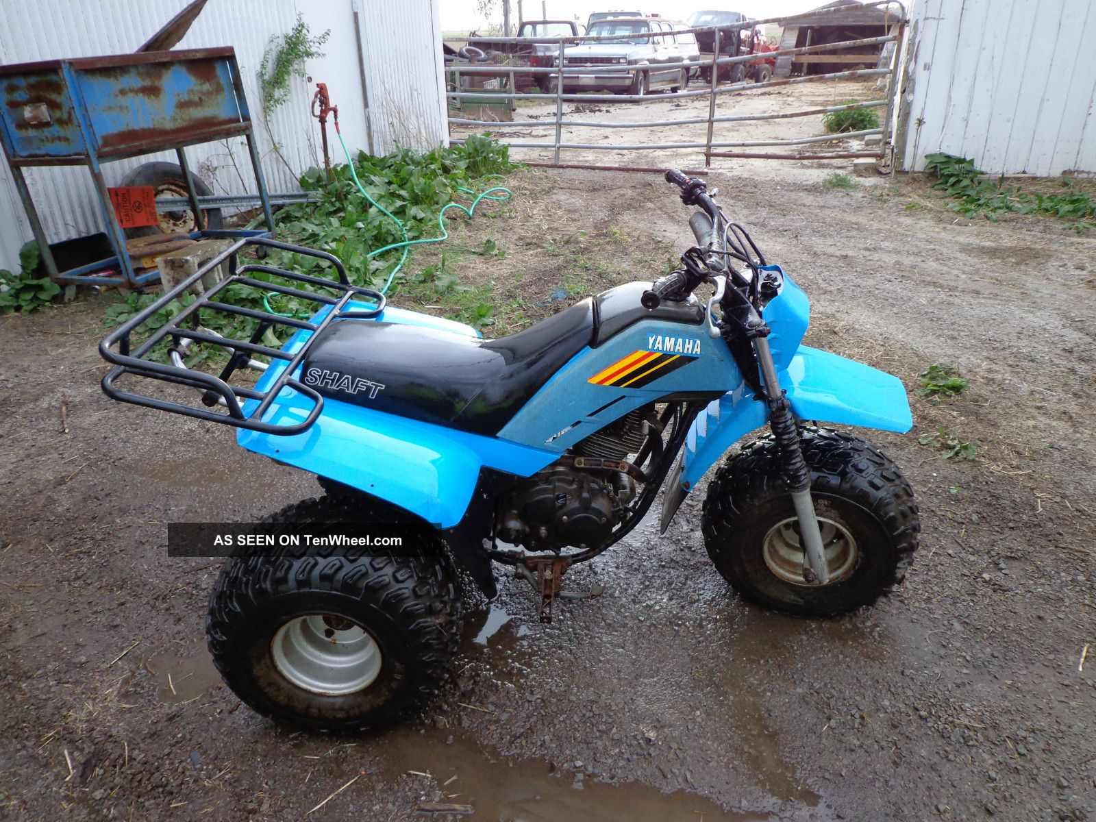 yamaha 200 atv 2 wheel drive bing images