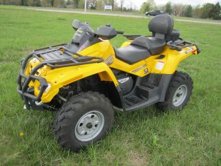 2006 Bombardier Outlander Max Xt 800 photo