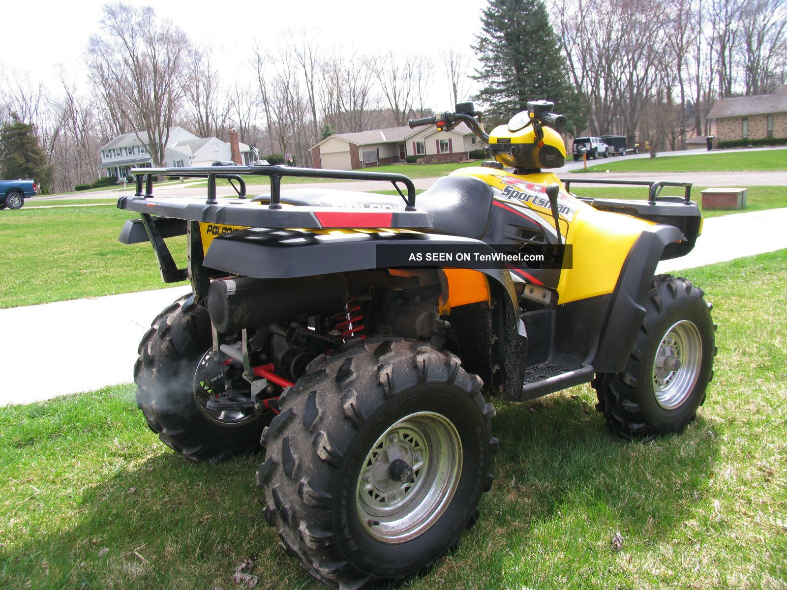 polaris sportsman 700 efi owners manual pdf download. Black Bedroom Furniture Sets. Home Design Ideas