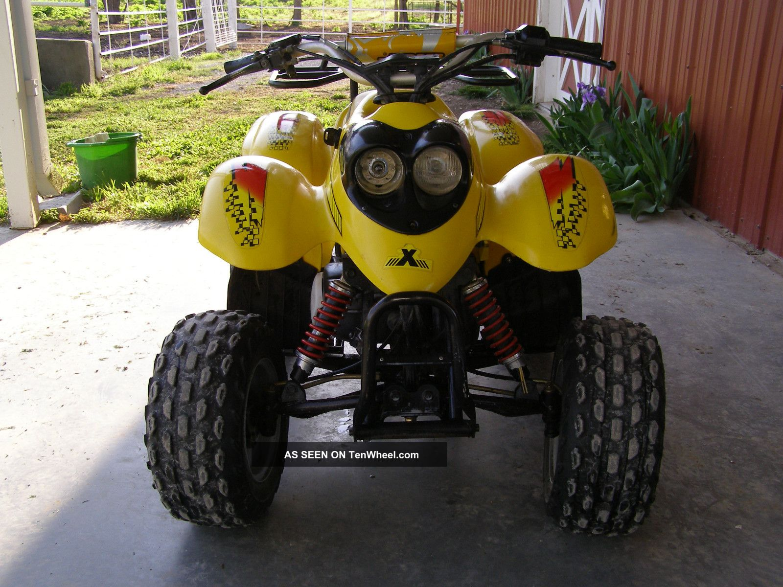 2003 Polaris Atv Polaris photo
