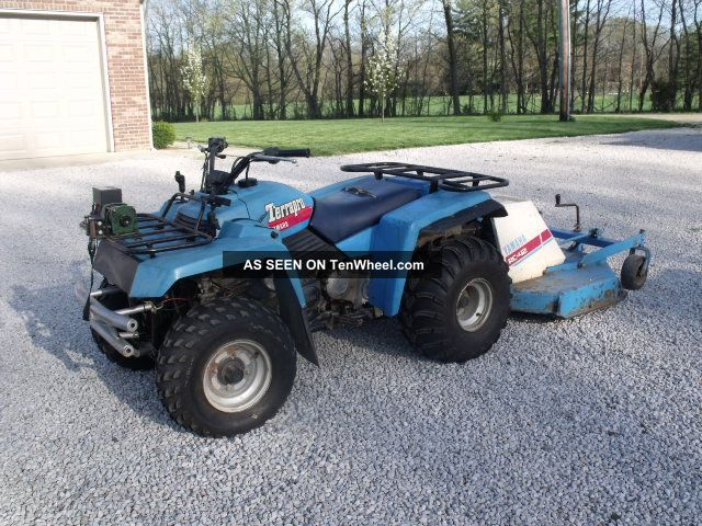 1988 Yamaha Terrapro Yamaha photo