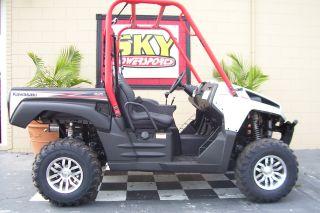 2011 Kawasaki Teryx 750 Fi Sport photo