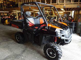 2011 Polaris Ranger 800 Efi 4x4 Le photo