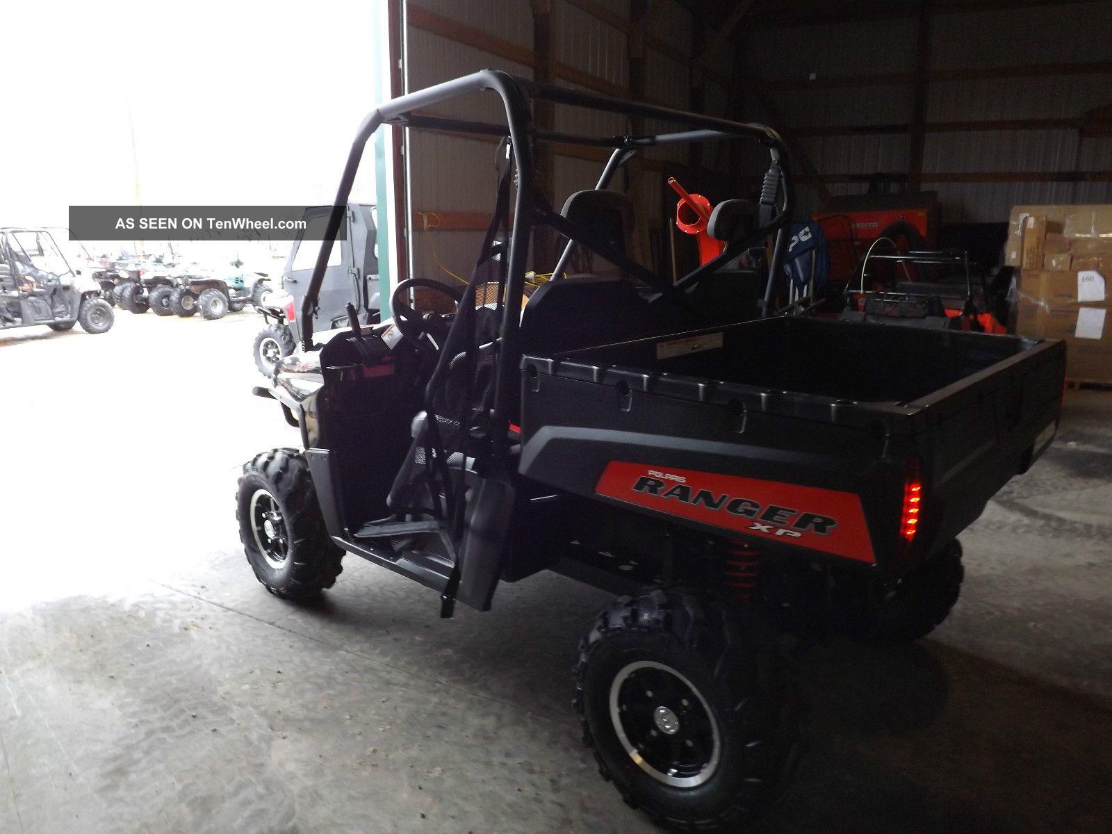 2011 Polaris Ranger 800 Efi 4x4 Le