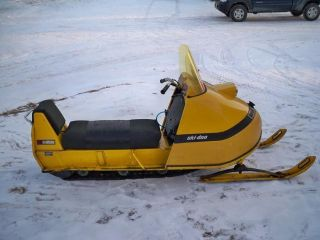 1969 Ski - Doo Olympique 12 / 3 photo