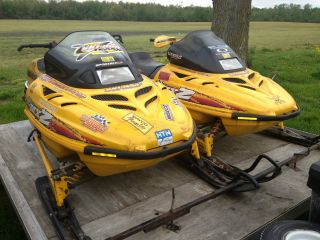 1998 Ski - Doo Rotax 440 Lc And Rotax 583 photo