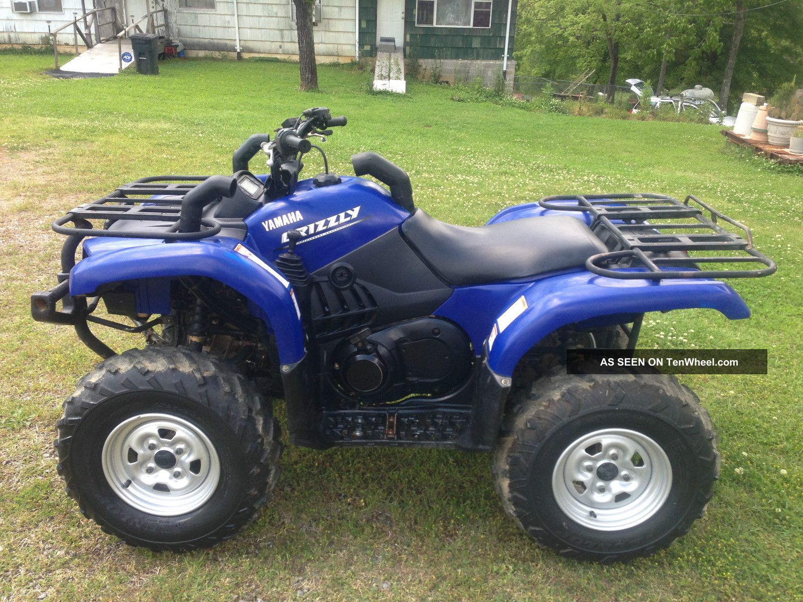 2006 yamaha grizzly 660 4x4 for 2006 yamaha grizzly 660 value