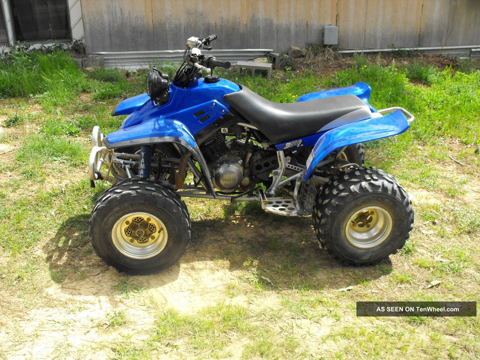 Yamaha Warrior  Value