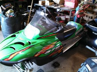 2006 Arctic Cat Z - 370 photo