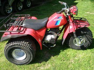 1984 Honda Big Red 200 Es photo